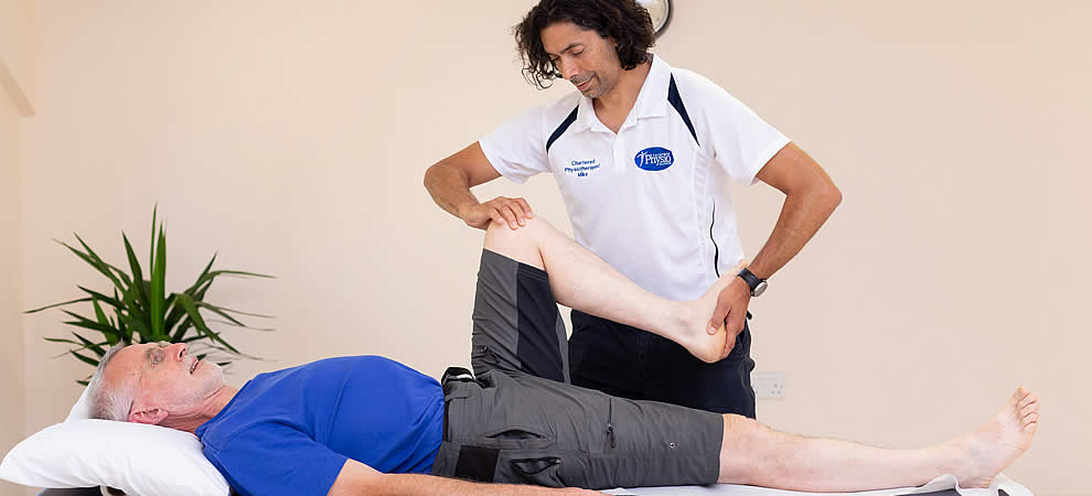 Chartered Physiotherapists