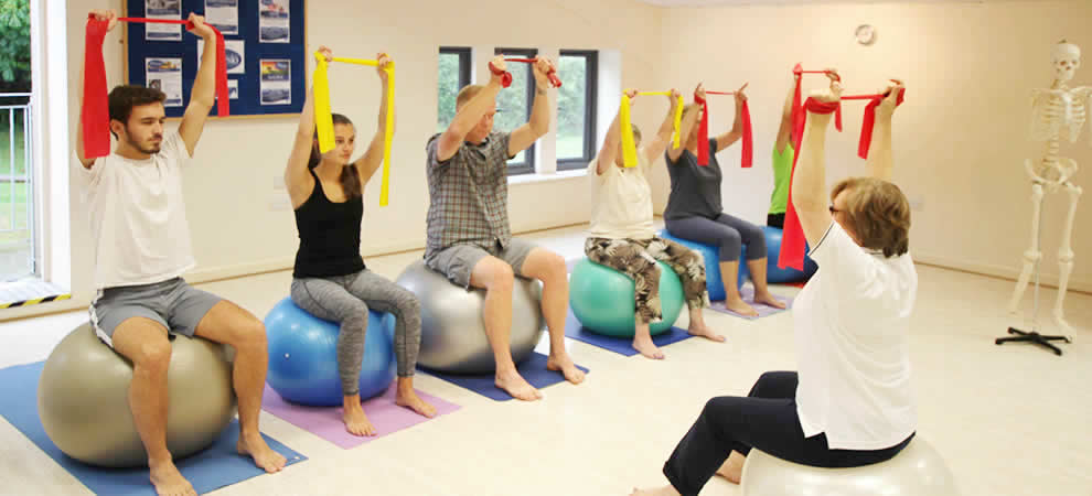 Physio led pilates classes at Tavistock Physio Clinics
